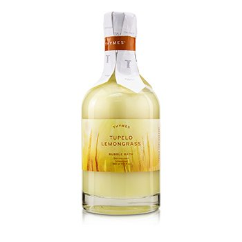Thymes Tupelo Lemongrass Bubble Bath