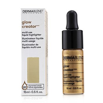 Dermablend Glow Creator Multi Use Liquid Highlighter - # Gold