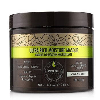 Macadamia Natural Oil Professional Ultra Rich Moisture Masque
