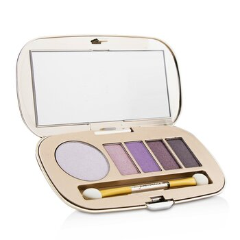 Jane Iredale Purple Rain Eye Shadow Kit (5x Eyeshadow, 1x Applicator)