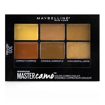 Maybelline Master Camo Color Correcting Kit - # 300 Deep