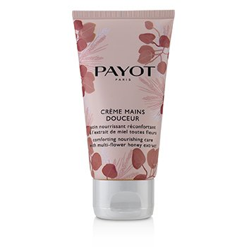Payot Creme Mains Douceur Comforting Nourishing Care with Multi-Flower Honey Extract