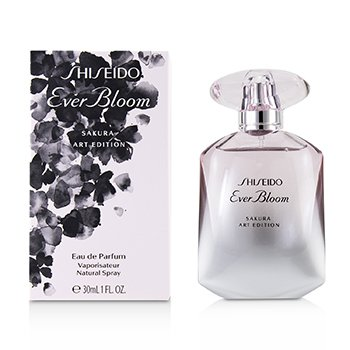 Shiseido Ever Bloom Eau De Parfum Spray (Sakura Art Edition)