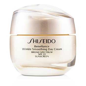 Shiseido Benefiance Wrinkle Smoothing Day Cream SPF 23