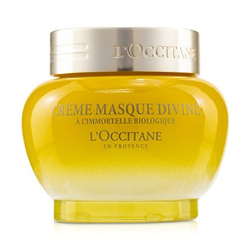 LOccitane Immortelle Divine Cream Mask