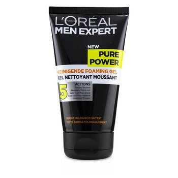 LOreal Men Expert Pure Power Foaming Gel