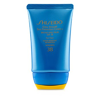 Shiseido Extra Smooth Sun Protection Cream PA+++ SPF 38