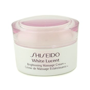 Shiseido White Lucent Brightening Massage Cream N (Unboxed)