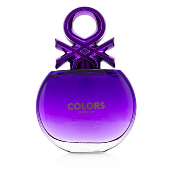 Benetton Colors Purple Eau De Toilette Spray