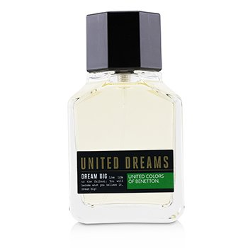 Benetton United Dreams Dream Big Eau De Toilette Spray