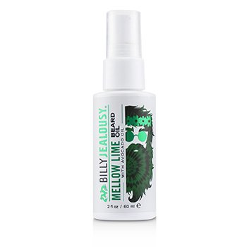 Billy Jealousy Mellow Lime Beard Oil With Avocado Oil