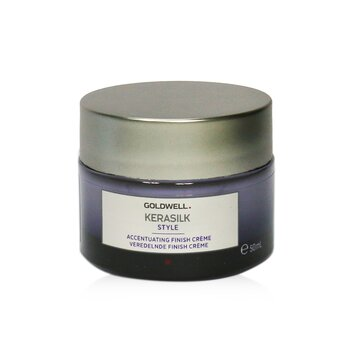 Goldwell Kerasilk Style Accentuating Finish Creme (For Weightless, Touchable Hair)