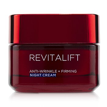 LOreal Revitalift Anti-Wrinkle + Firming Night Cream
