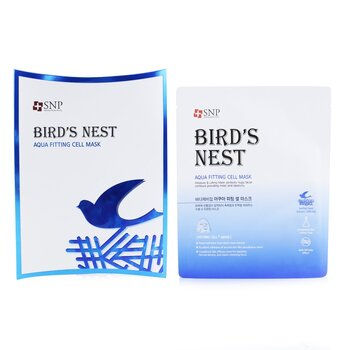 SNP Birds Nest Aqua Fitting Cell Mask