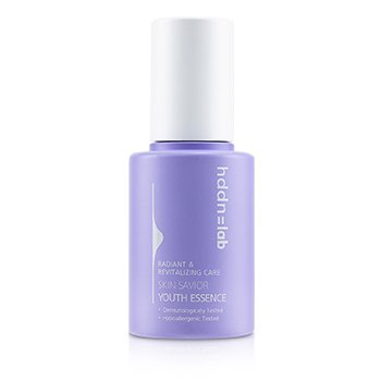 SNP Hddn=Lab Skin Savior Youth Essence - Radiant & Revitalizing Care