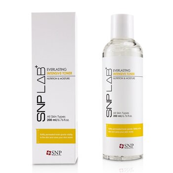 SNP Lab+ Everlasting Intensive Toner - Nutrition & Moisture (For All Skin Types)