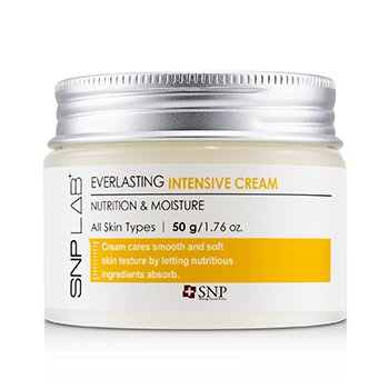 SNP Lab+ Everlasting Intensive Cream - Nutrition & Moisture (For All Skin Types)