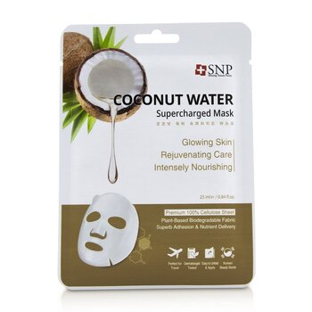 SNP Coconut Water Supercharged Mask (Nourishing Shine)