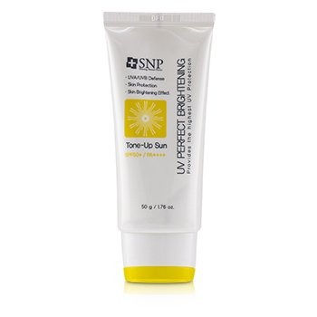 SNP UV Perfect Brightening SPF 50+ Tone-Up Sun (UVA/UVB Defense)