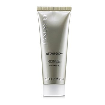 Lancaster Instant Glow Peel-Off Mask (White Gold) - Purity & Glow