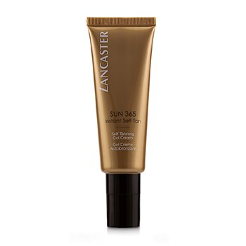 Lancaster Sun 365 Instant Self Tan Self Tanning Gel Cream (Golden Tan - Face)