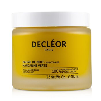 Decleor Green Mandarin Glow Night Balm (Salon Size)