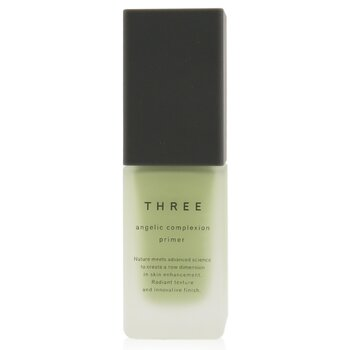 THREE Angelic Complexion Primer SPF22 - # 04 Minty Froth