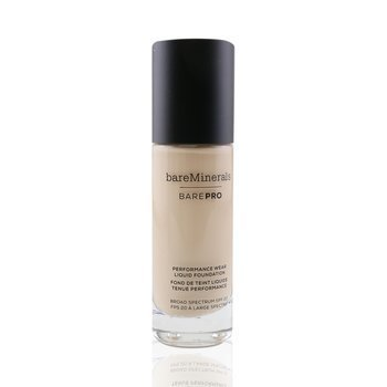 BareMinerals BarePro Performance Wear Liquid Foundation SPF20 - # 7.5 Shell