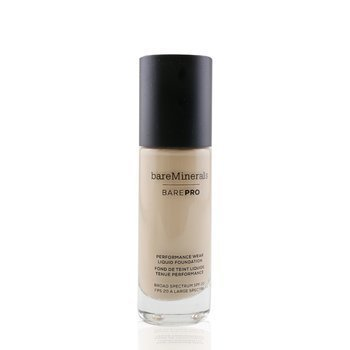 BareMinerals BarePro Performance Wear Liquid Foundation SPF20 - # 9.5 Flax