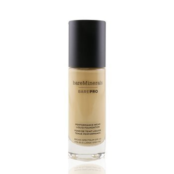 BareMinerals BarePro Performance Wear Liquid Foundation SPF20 - # 15.5 Butterscotch