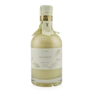 Thymes Goldleaf Bubble Bath 62517-01