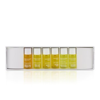 Aromatherapy Associates Face Oil Collection (Six Potent Essential Oil Blends)