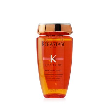 Kerastase Discipline Bain Oleo-Relax Control-In-Motion Shampoo (Voluminous and Unruly Hair)