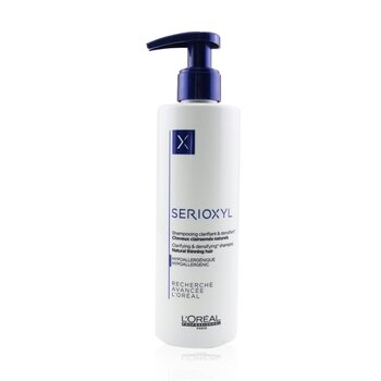 LOreal Professionnel Serioxyl Clarifying & Densifying Shampoo (Natural Thinning Hair)