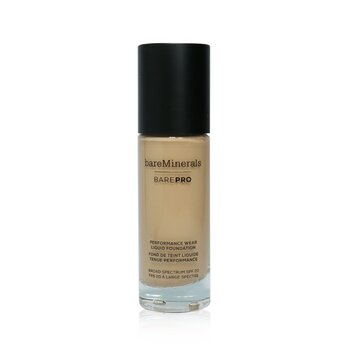 BareMinerals BarePro Performance Wear Liquid Foundation SPF20 - # 17 Fawn