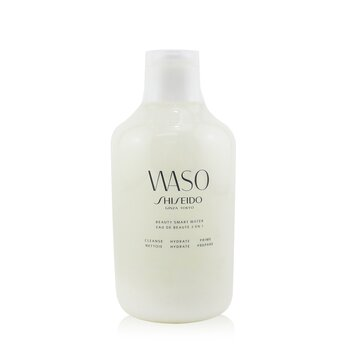 Shiseido Waso Beauty Smart Water - Cleanse, Hydrate, Prime