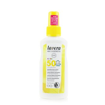 Lavera Sensitive Sun Lotion For Kids SPF 50 - Mineral Protection