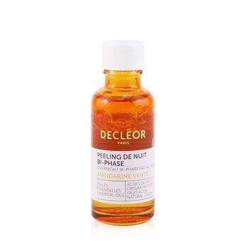 Decleor Green Mandarin Overnight Bi-Phase Facial Peel