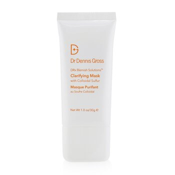 Dr Dennis Gross DRx Blemish Solutions Clarifying Mask