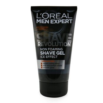 LOreal Men Expert Shave Revolution Non Foaming Shave Gel (Ice Effect)