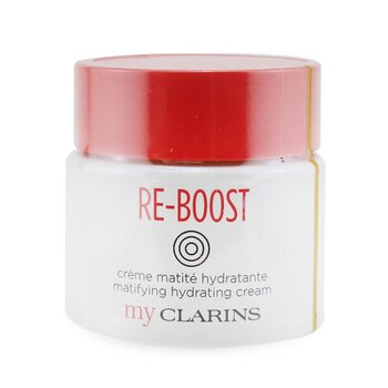 Clarins My Clarins Re-Boost Matifying Hydrating Cream - For Combination to Oily Skin