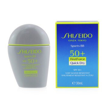 Shiseido Sports BB SPF 50+ Quick Dry & Very Water Resistant - # Medium