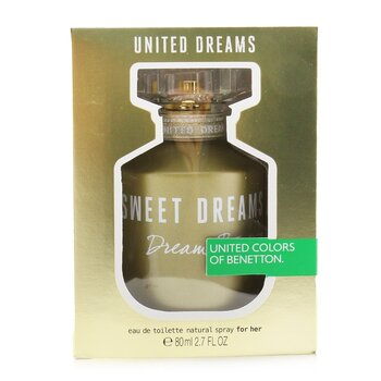 Benetton United Dreams Sweet Dreams Eau De Toilette Spray