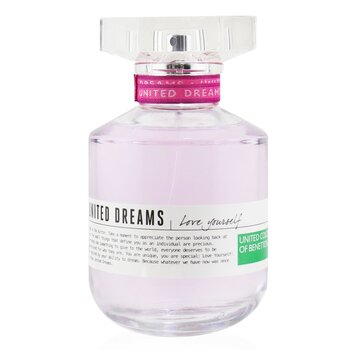 Benetton United Dreams Love Yourself Eau de Toilette Spray