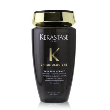 Kerastase Chronologiste Bain Regenerant Youth Revitalizing Shampoo (Hair and Scalp)