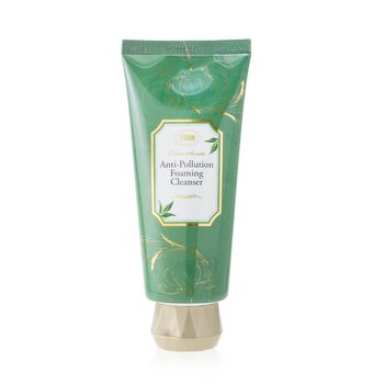 Sabon Anti-Pollution Foaming Cleanser - Ocean Secrets (Normal To Oily Skin)