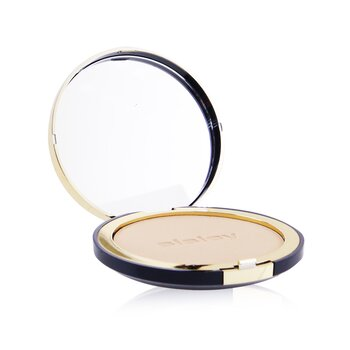 Sisley Phyto Poudre Compacte Matifying and Beautifying Pressed Powder - # 3 Sandy
