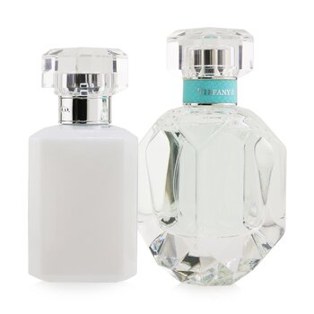 Tiffany & Co. Tiffany Coffret: Eau De Parfum Spray 50ml + Perfumed Body Lotion 100ml