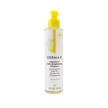 Derma E Vitamin C Daily Brightening Cleanser