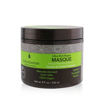 Macadamia Natural Oil Professional Ultra Rich Repair Masque (Coarse to Coiled Textures)